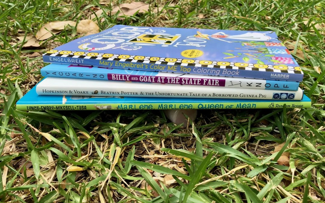 Kids Book Club – My First Reading Club Review