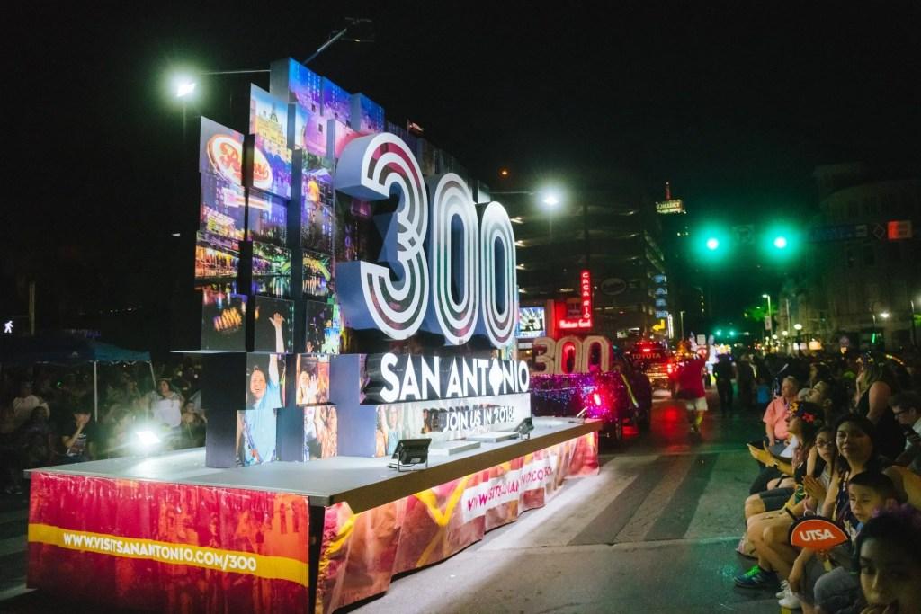 Fiesta Flambeau San Antonio