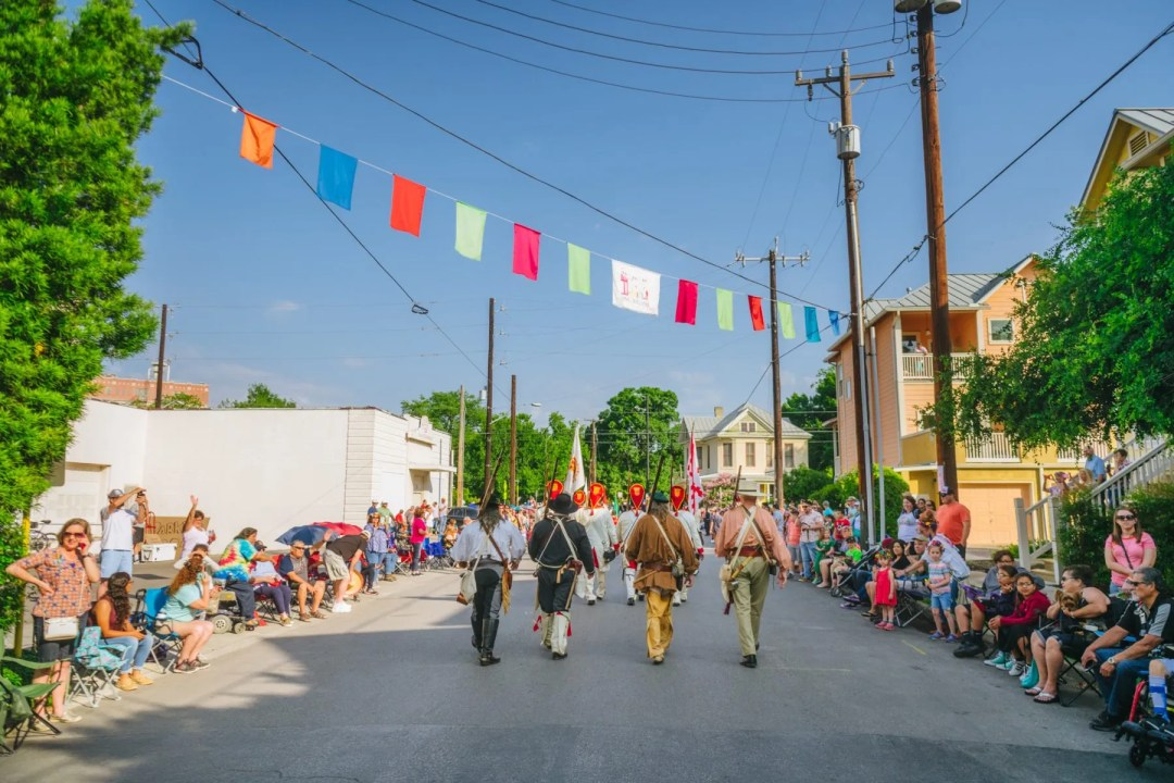 King William Fair Parade