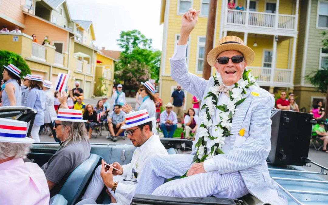 What is the King William Parade & Fair – Fiesta