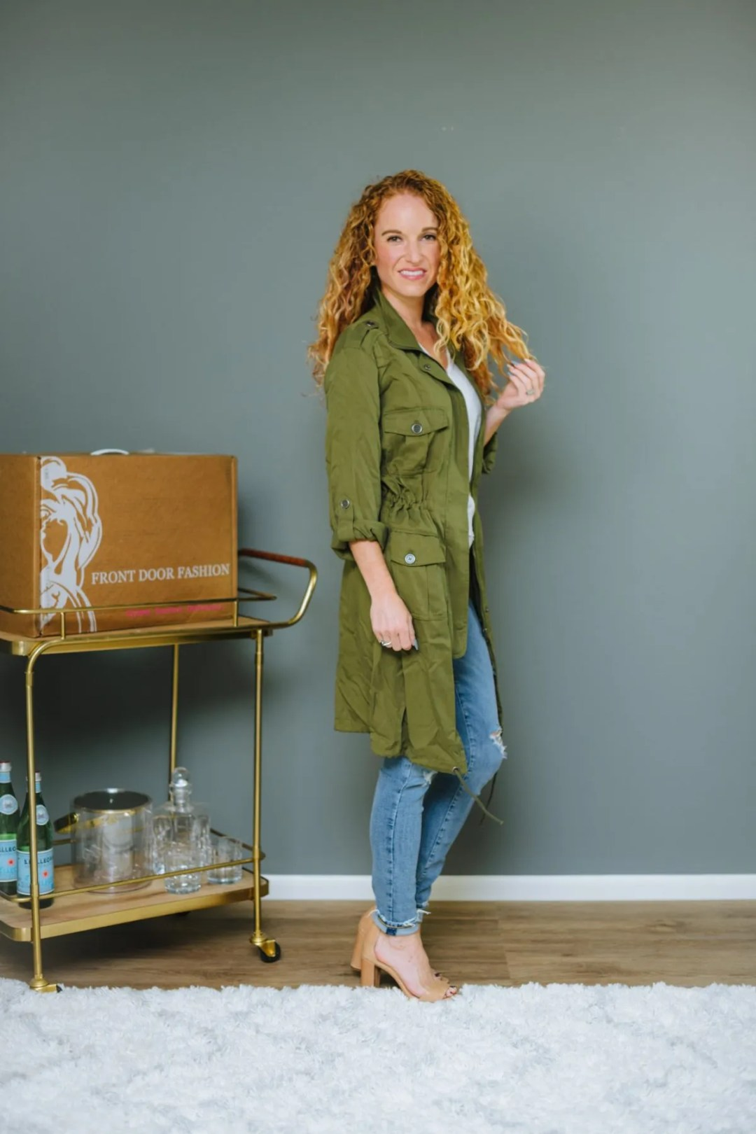 Front Door Fashion Fall Box Review