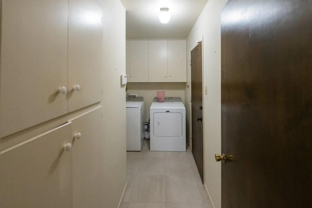 DIY Remodel Laundry Room