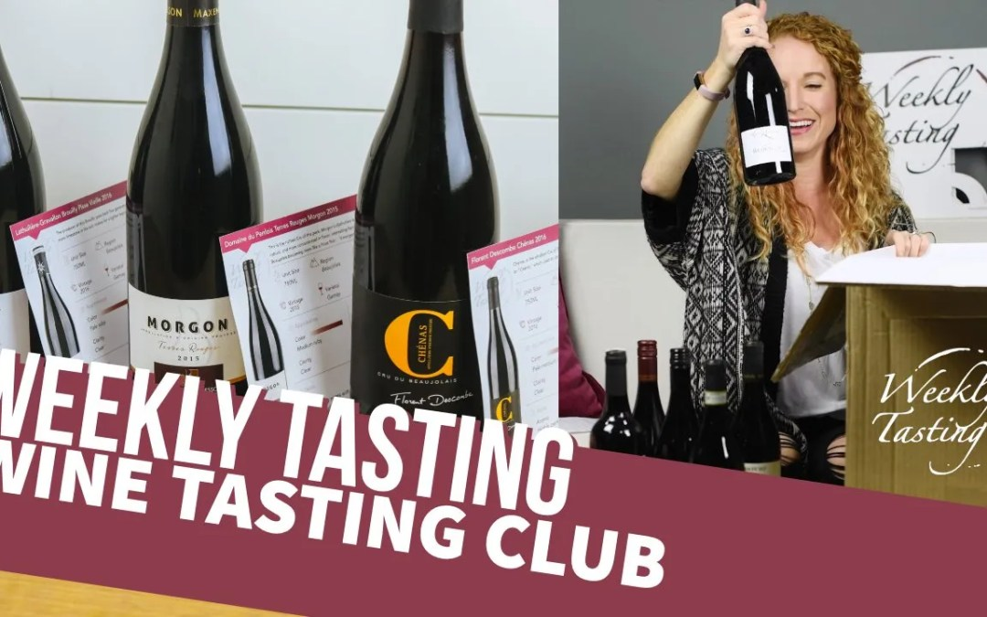 Weekly Tasting – Hassle Free Wine Club