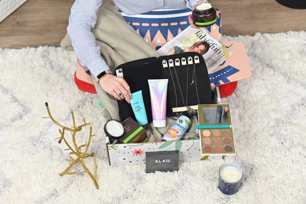 FabFitFun Winter 2018 Box
