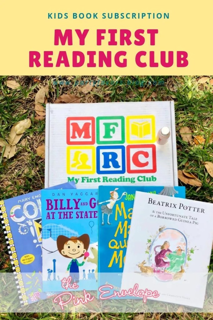 My First Reading Club - Kids Book Subscription