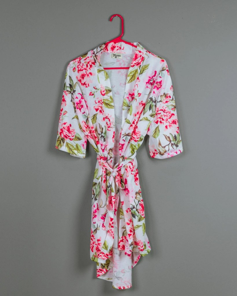Show me your Mumu Brie Robe
