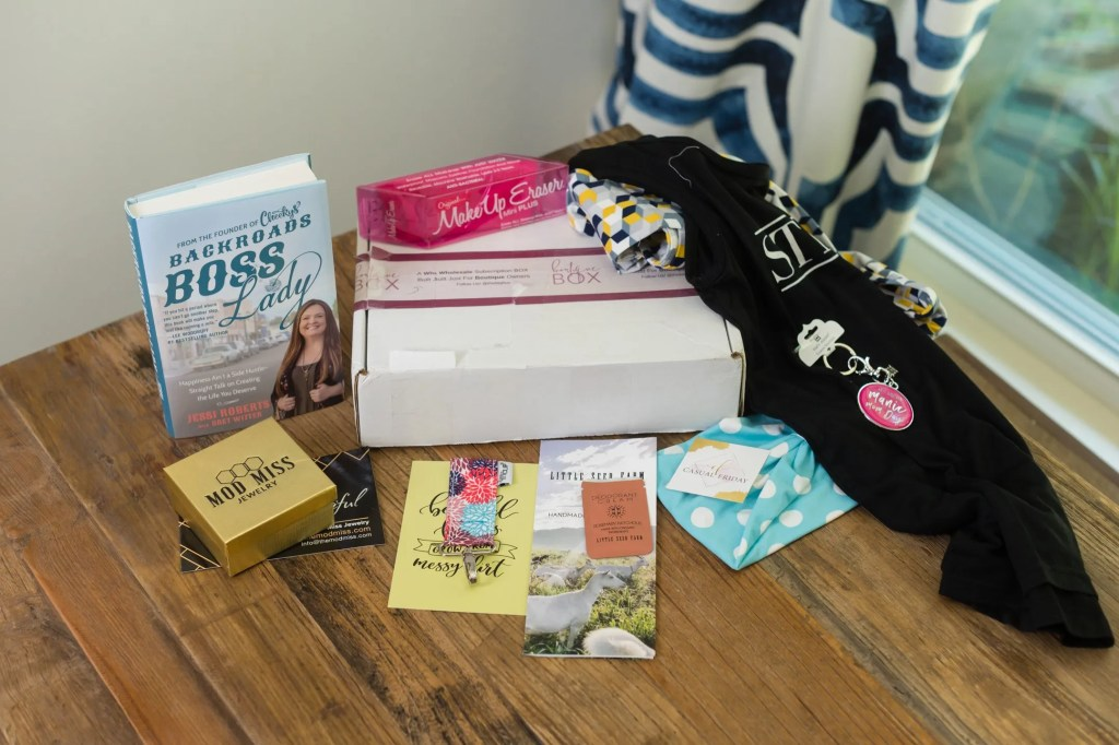 Wholesale subscription Box