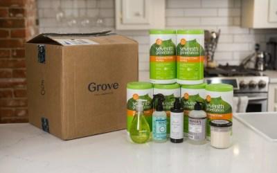 Grove Collaborative vs Amazon – Whose Cheaper?  Whose More Fun?