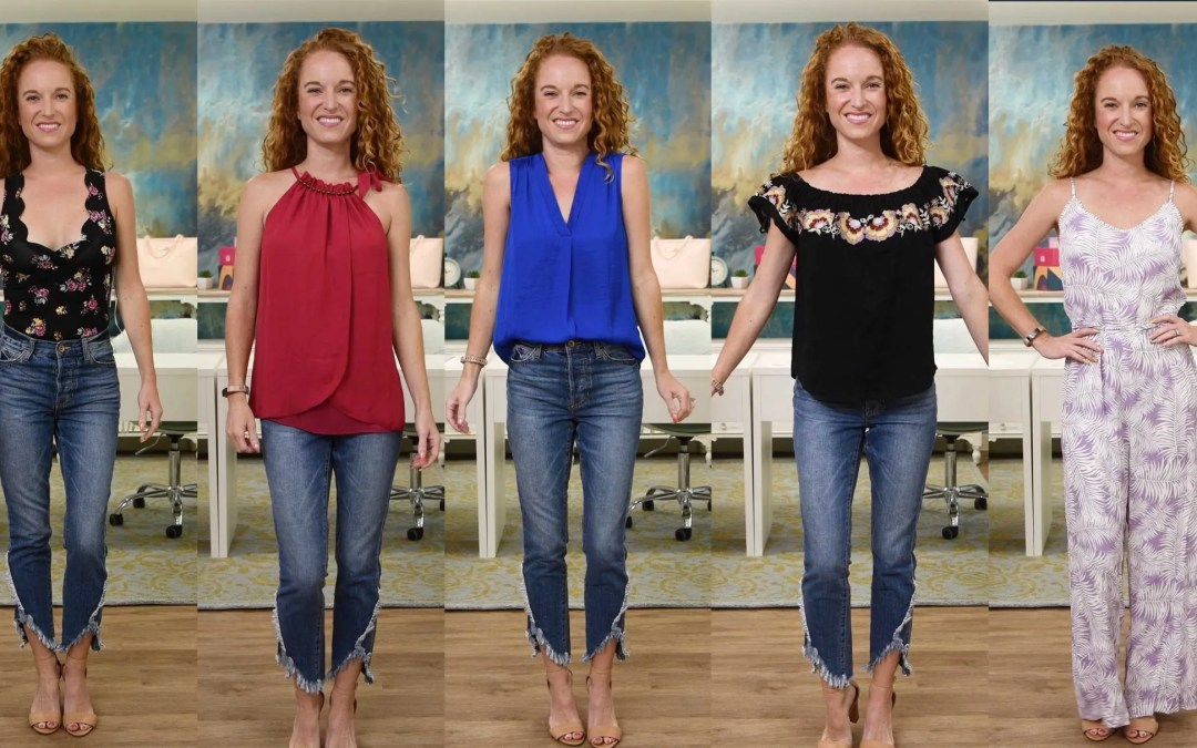 Stitch Fix Stylist Win – I kept all 5 items!
