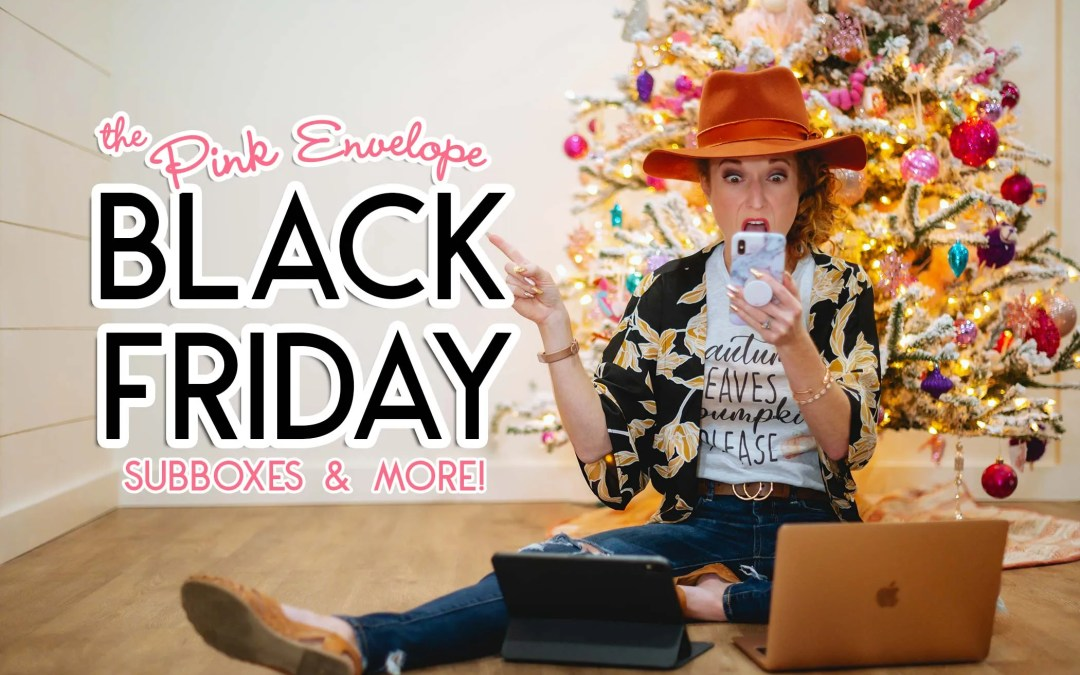 Black Friday Sales 2019 & More