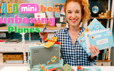 Sago Mini Box Review – Preschool Subscription Box