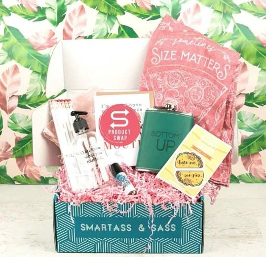 SmartAss and Sass June Box