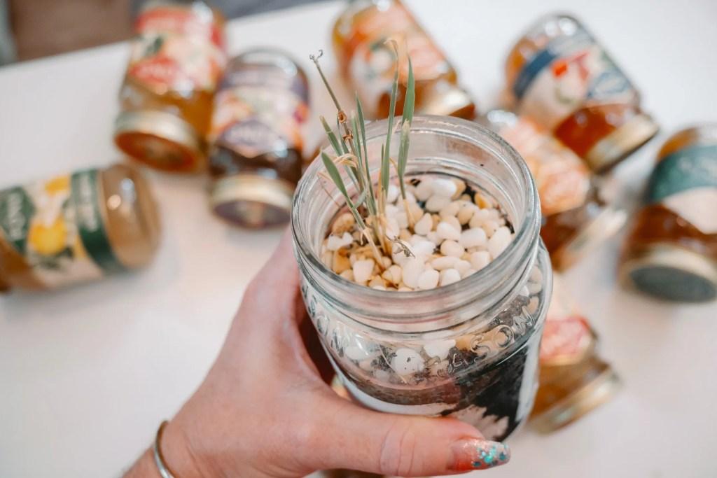 Fond jars