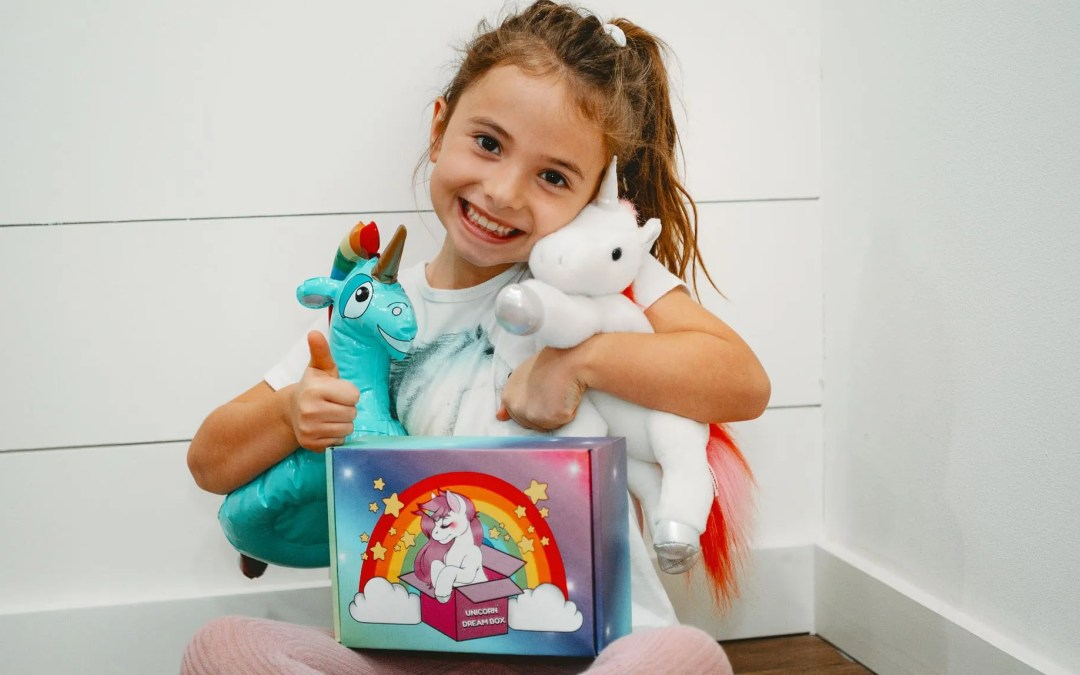 A Magical Unicorn Gift Review – The Unicorn Dream Box