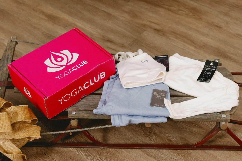 Workout Clothing Subscription