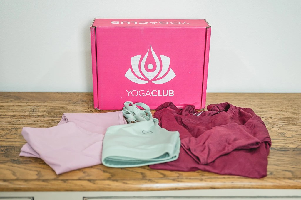 Yoga Monthly Box