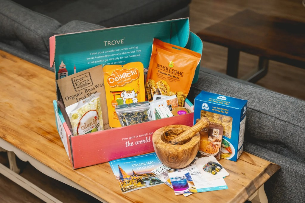 Trove Travel Subscription Box Review