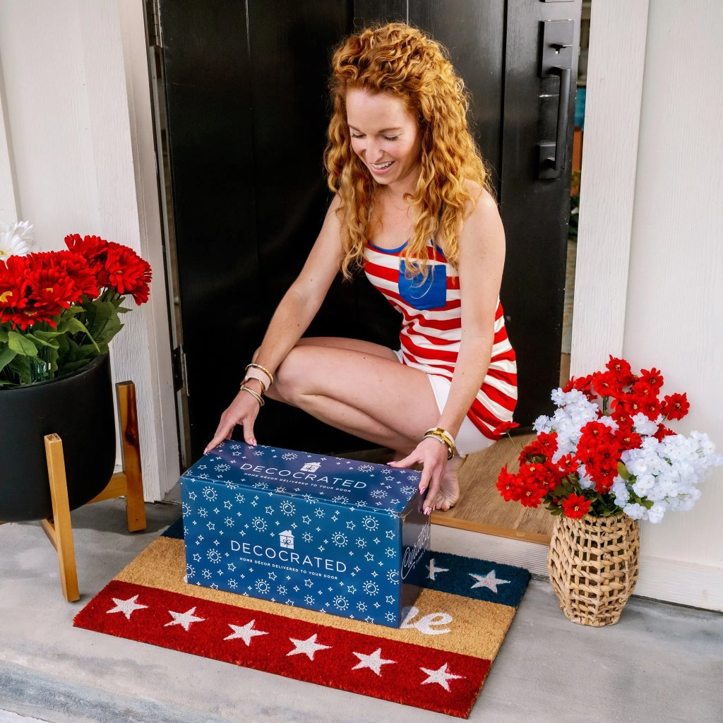 Decocrated New Americana box