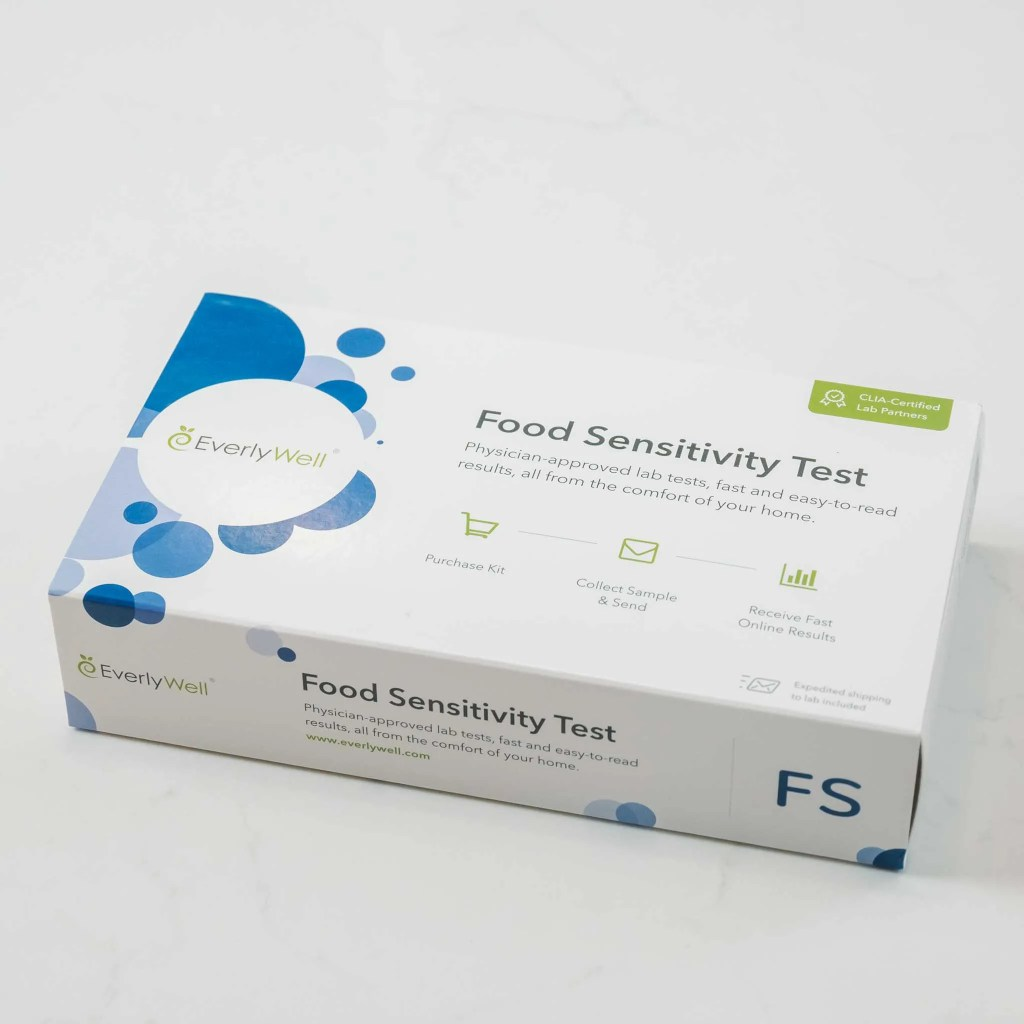 Everlywell Food Sensitivity Test Review
