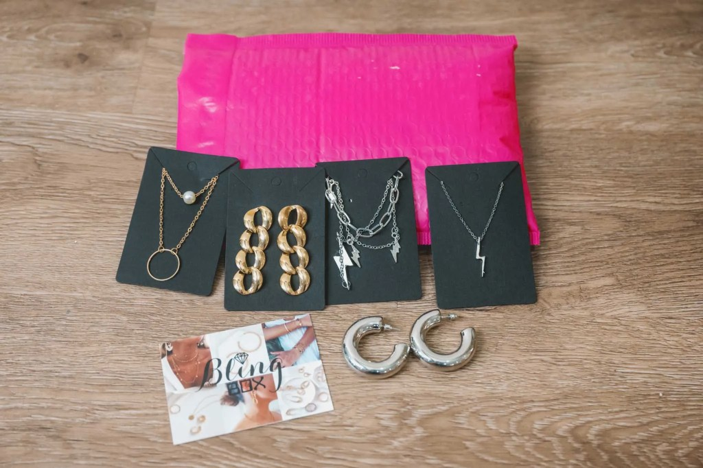 Get Bling Box - Jewelry Subscription Box