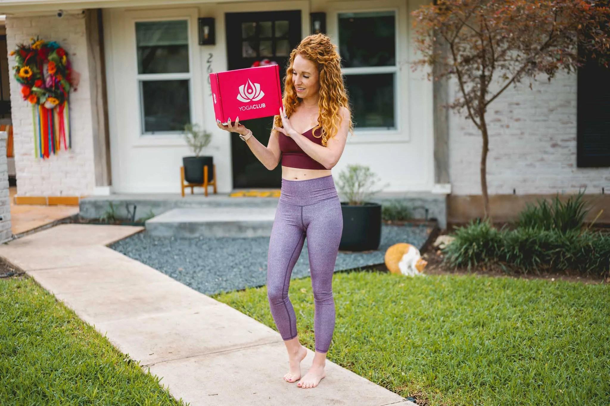 Yoga Club Box