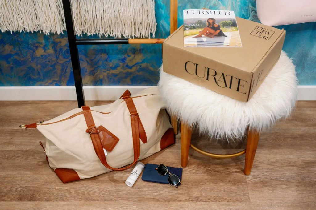 Curateur Welcome Box