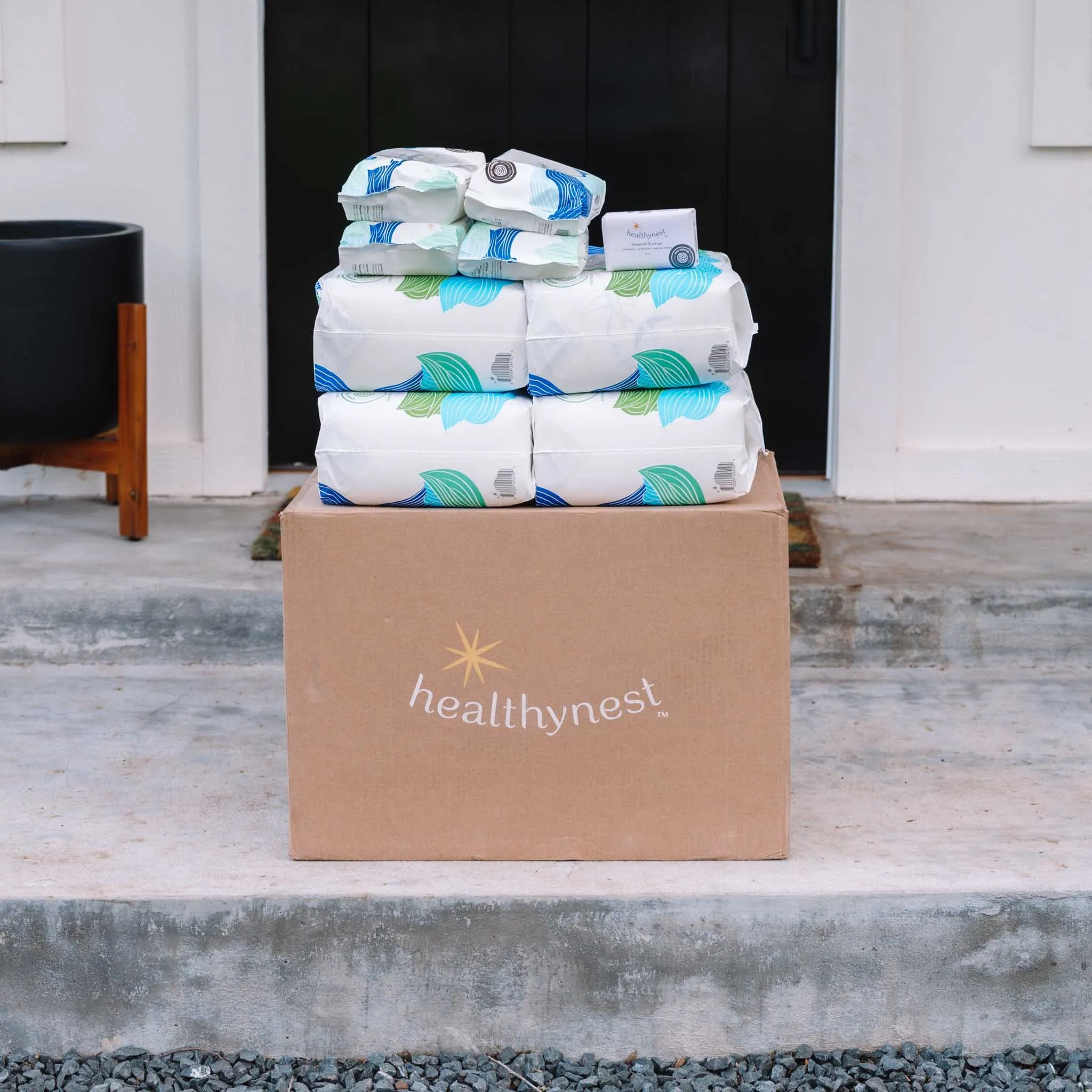 Healthynest coupon code