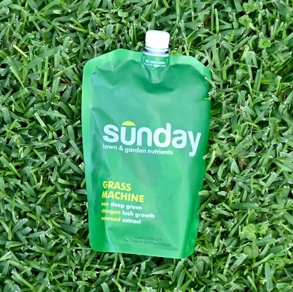 Sunday Lawn Grass Machine Review