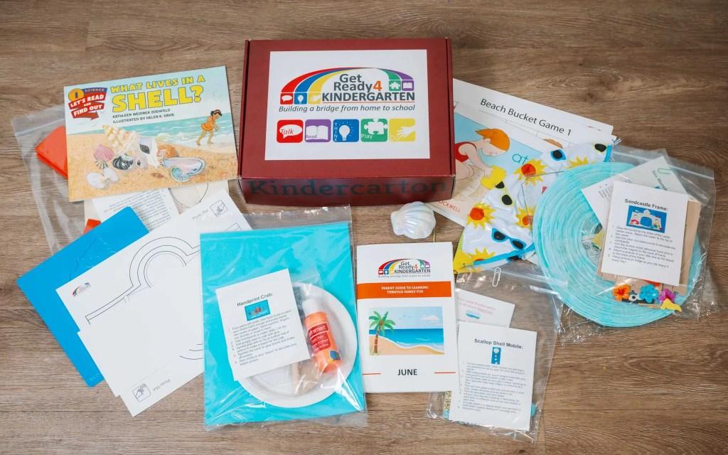 Get Ready 4 Kindergarten's Kindercarton