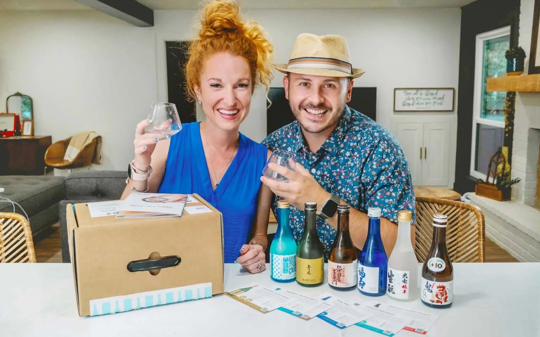 Tippsy Sake Review – Sake Subscription