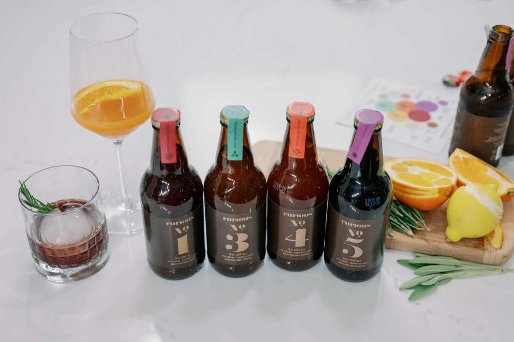 Non-alcoholic Coctails