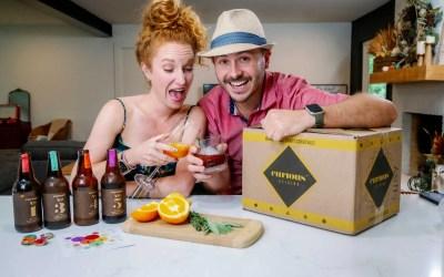 Curious Elixirs – Non-Alcoholic Cocktails Subscription