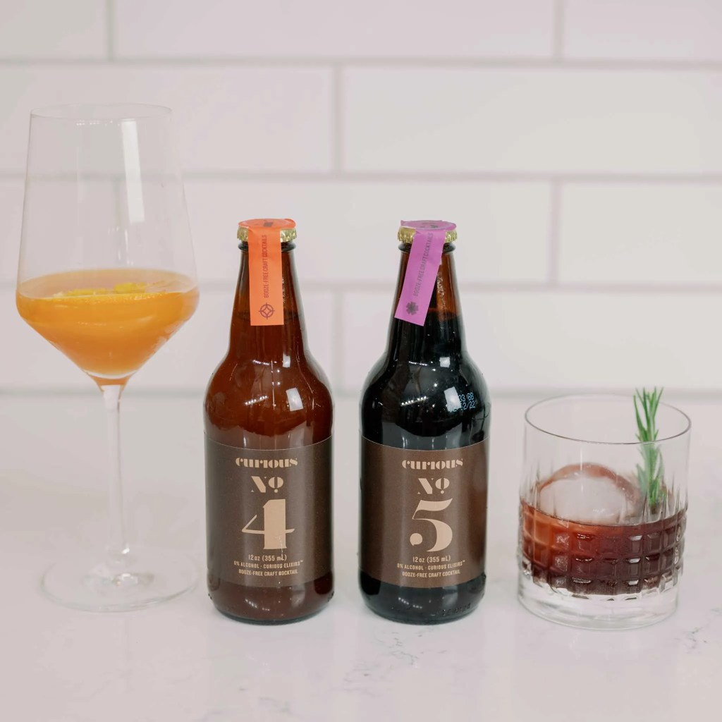 Alcohol free Cocktails subscription