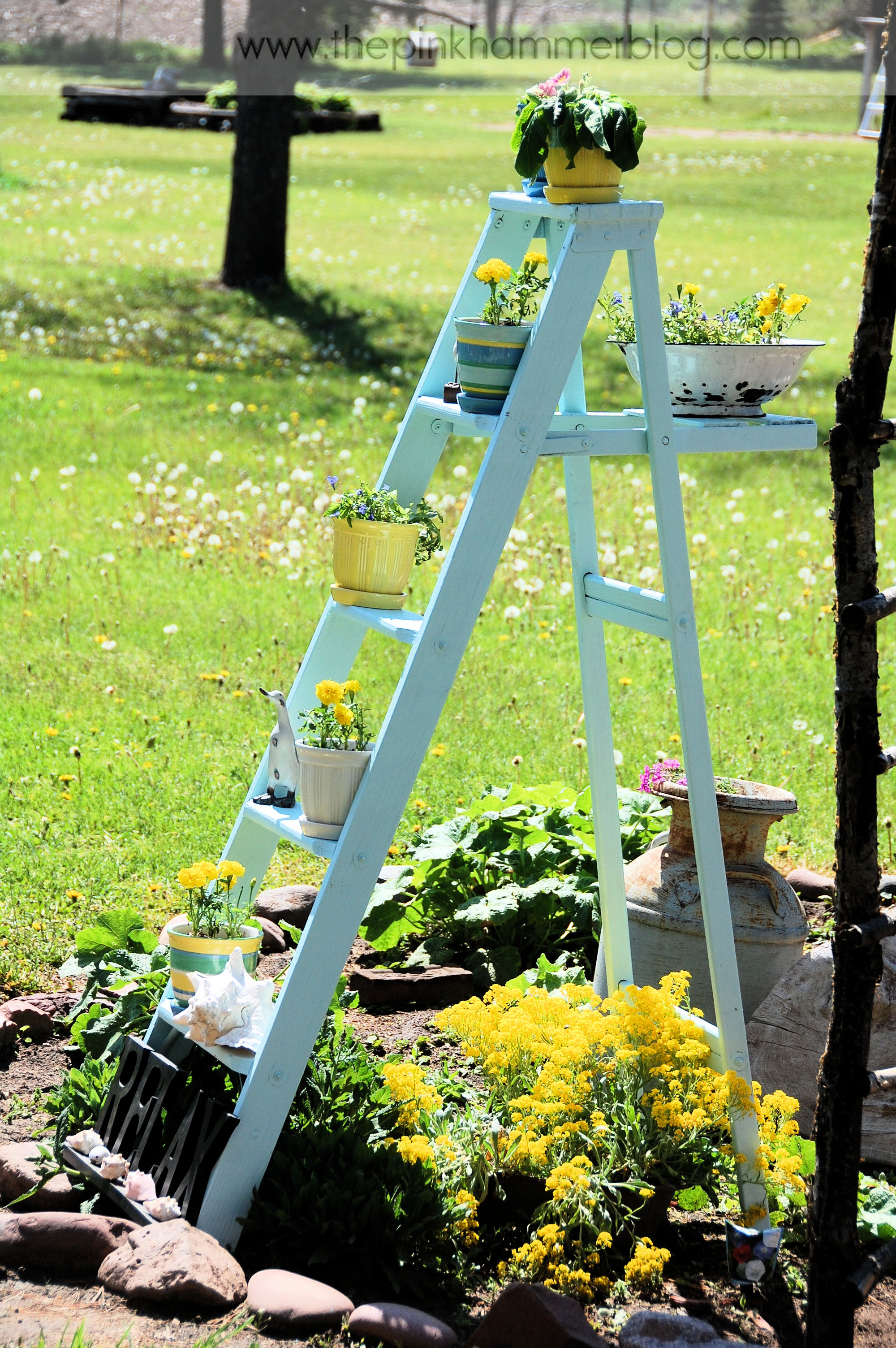 How to Build Build A Hanging Plant Stand PDF Plans on Hanging Stand For Plants  id=82763
