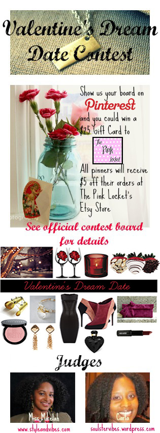 Pinterest Contest Official Cover Pic