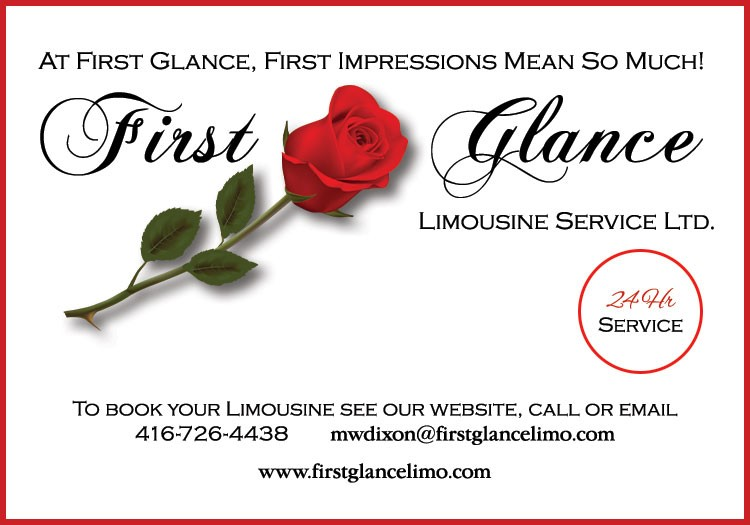 57a5eb4b5985ac First Glance Limousine Service Ltd. - The Pink Pages Directory
