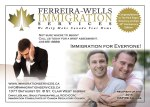 Ferreira-Wells Immigration Services – Immigration is for everyone!