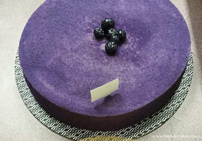 This is one creamy, soft, yummy cake!