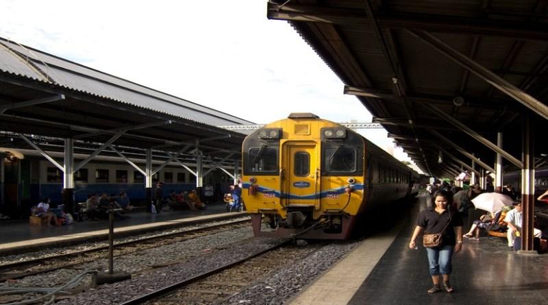 Online Train Reservation
