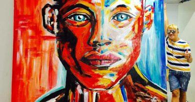 Filipino visual artist