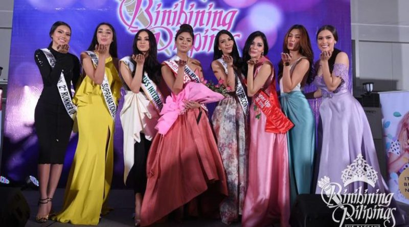 Binibining Pilipinas 2017