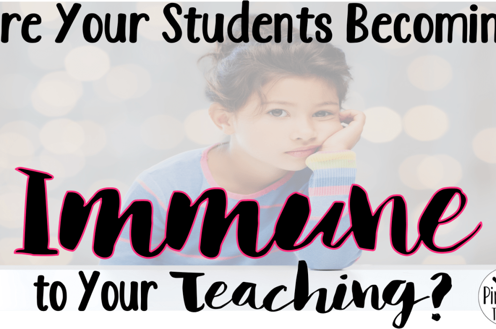 ♥ 3 Instructional Strategies to Liven Your Lesson Delivery