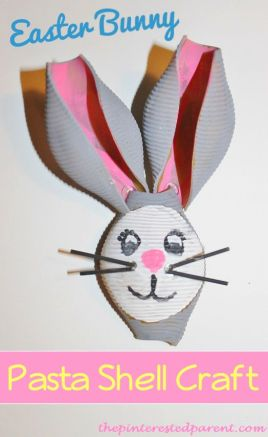 Pasta Easter bunny craft.jpg