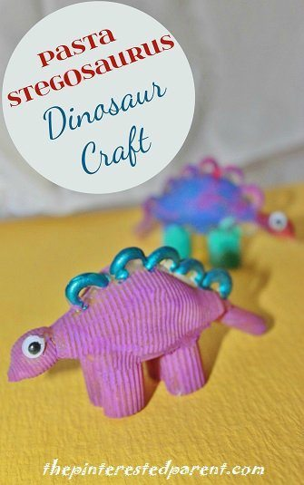 Dinosaurs Crafts