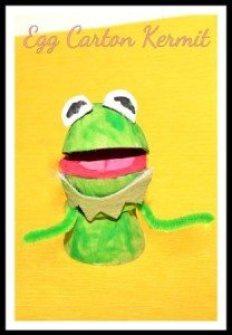 Egg-Carton-Kermit