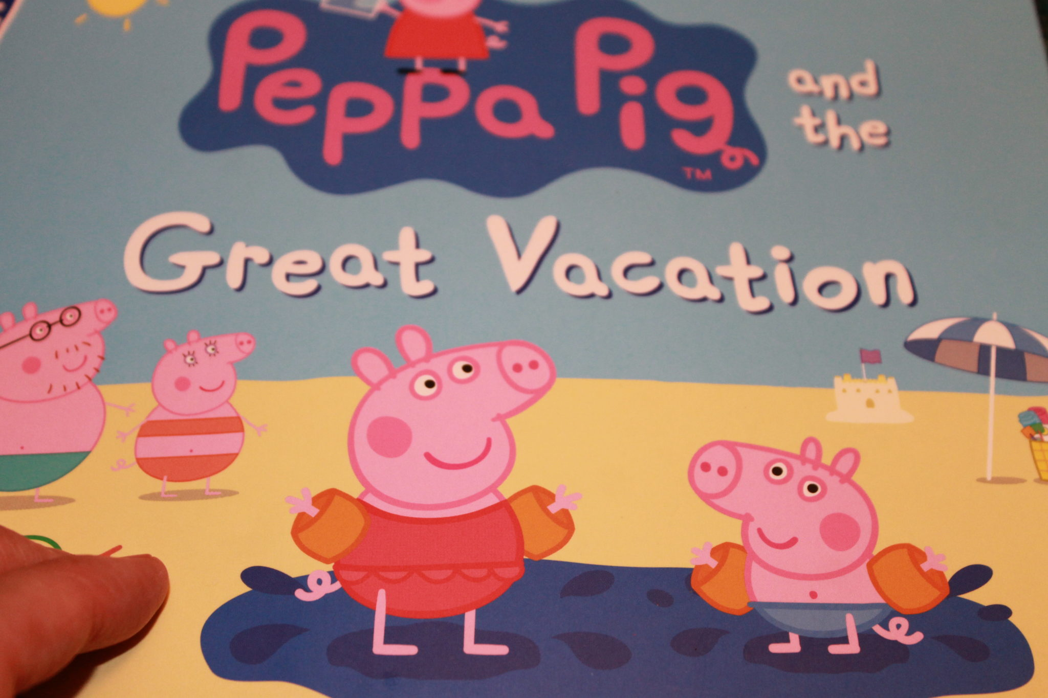Peppa Pig Craft - The Pinterested Parent
