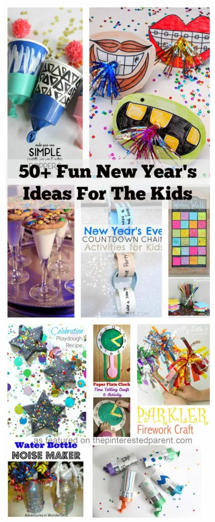 new year craft ideas for kids 50 new year s ideas for the the pinterested parent 7844