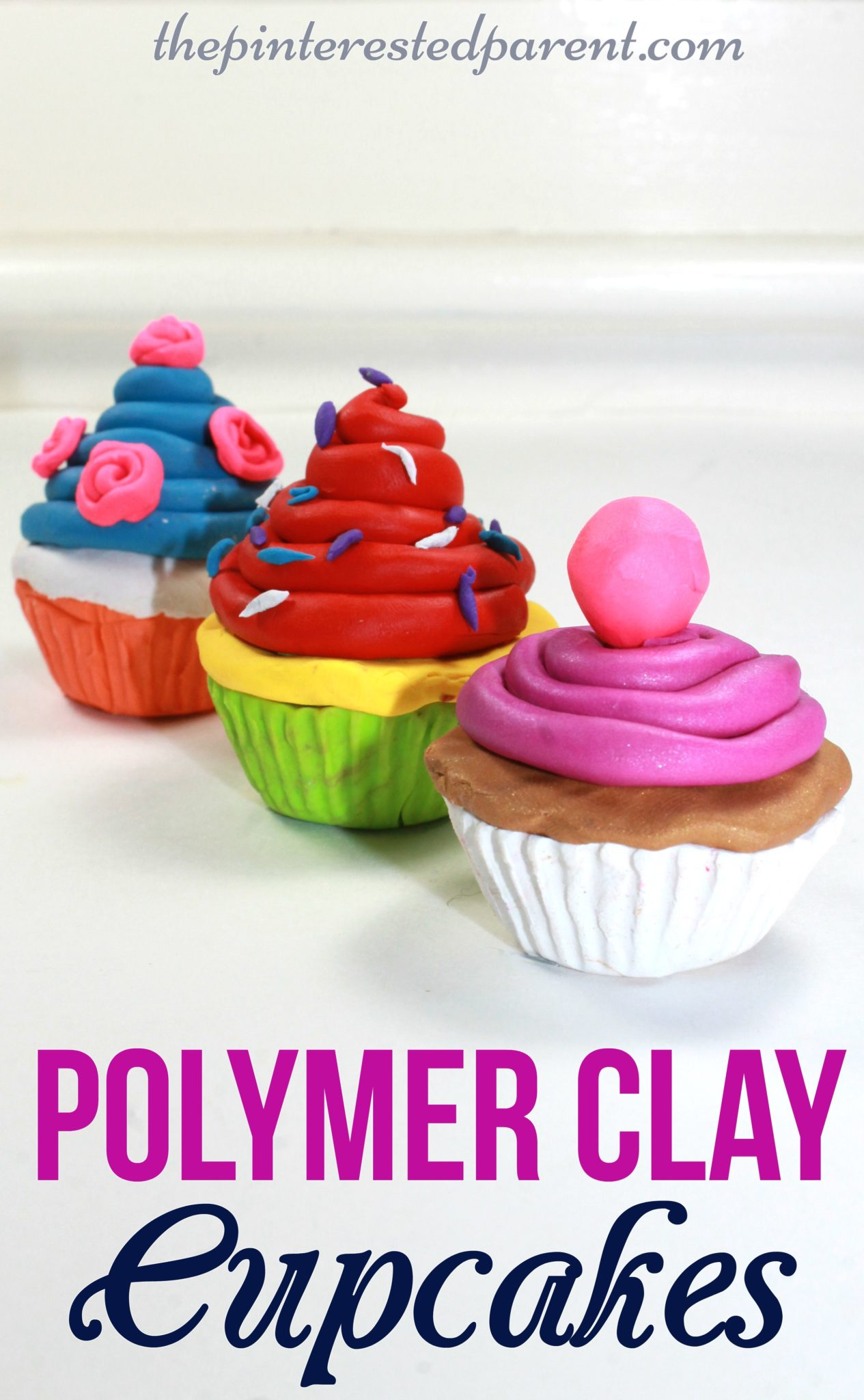 cupcake craft ideas polymer clay cupcake craft the pinterested parent 1823