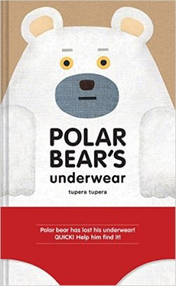 Polar Bear's Underwear by Tupera Tupera - funny books for kids
