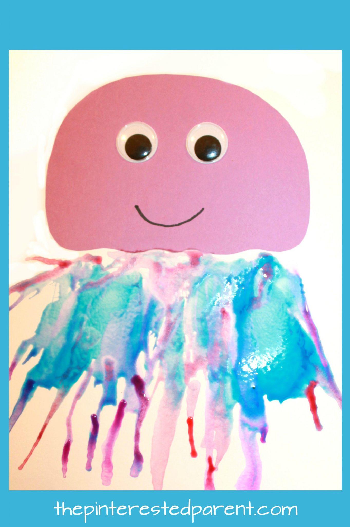 blow paint art creatures u2013 the pinterested parent